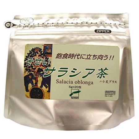そせいサラシア茶 1袋 [サラシアオブロンガが主成分の健康茶/ダイエットに人気(サラシノール茶)]