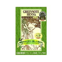 グリーンノートヘナ スーパーブラウン [ヘナで早染め45分!/白髪の量が3割以上の方に]